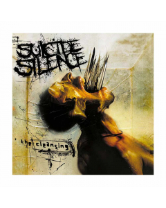 suicide silence the cleansing cd