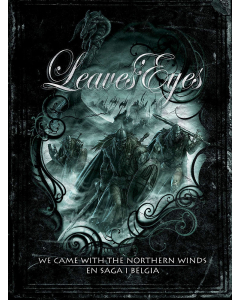 LEAVES' EYES - We Came With The Northern Winds / Digipak 2-DVD