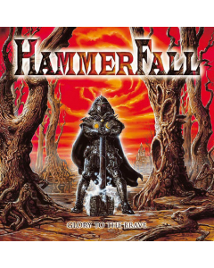 20235 hammerfall glory to the brave reloaded cd heavy metal