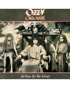 OZZY OZBOURNE - No Rest For The Wicked / CD