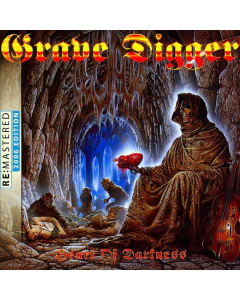 grave digger heart of darkness cd
