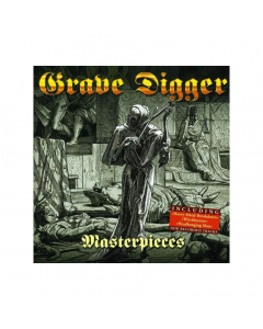 grave digger masterpieces cd