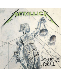 ...And Justice For All Jewelcase