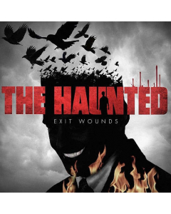 THE HAUNTED - Exit Wounds / Mediabook CD
