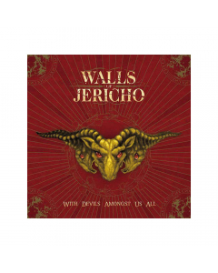 22999 walls of jericho with devils amongst us all cd metalcore