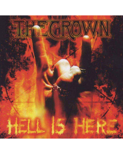 the crown hell is here cd