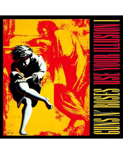 GUNS N' ROSES - Une Your Illusion I CD