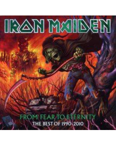From Fear To Eternity: The Best Of 1990 - 2010 / 2-CD