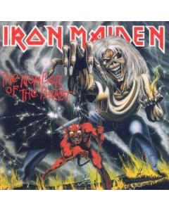 Iron Maiden - The Number Of The Beast / CD