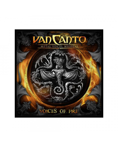 25787 van canto metal vocal musical voices of fire a5-mediabook heavy metal