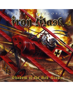 IRON MASK - Shadow Of The Red Baron / CD
