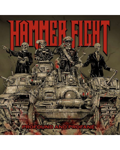 HAMMER FIGHT - Profound And Profane / CD