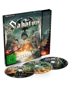 Heroes On Tour 2-DVD + CD