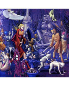 cathedral forest of equilibrium cd