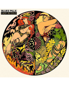 BLUES PILLS - Lady In Gold / CD