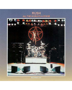 All The World's A Stage / CD