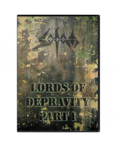 Lords of Depravity Part I 2-DVD