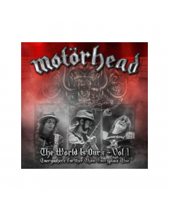 The Wörld Is Ours - Vol. 1: Everywhere Further Than Everyplace Else Digipak 2-CD and DVD