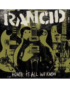 ...Honor Is All We Know / Digipak