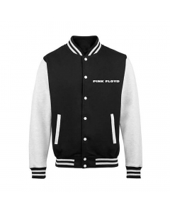 Dark Side Of The Moon Circle Logo College Jacket