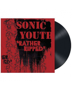 Rather Ripped / BLACK Vinyl Re-Release