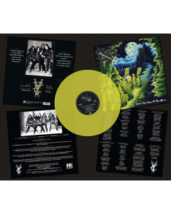 Under The Sign Of The Moon / TRANSPARENT PISS YELLOW LP