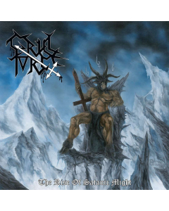 CRUEL FORCE - The Rise Of Satanic Might / CD