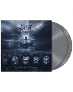 Back To The Land Of The Dead / GREY 2-LP Gatefold