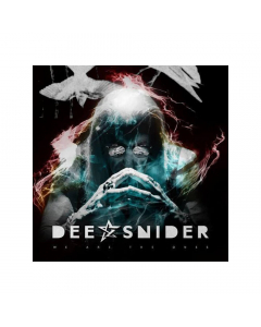 dee snider we are the ones digisleeve cd