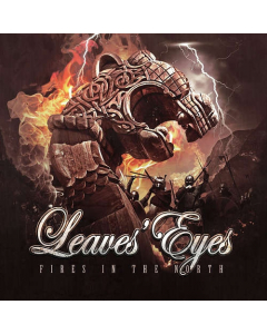 LEAVES' EYES - Fires In The North / CD-EP