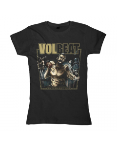 32568 volbeat seal the deal & let's boogie cover girlie shirt