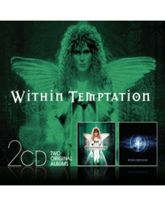 WITHIN TEMPTATION - Mother Earth / The Silent Force / Slipcase 2-CD