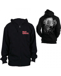 iron maiden no prayer for the dying zipper
