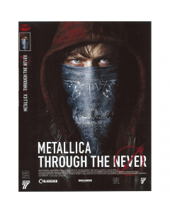 Through The Never DVD French Subtitles