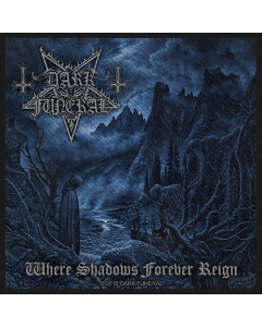 DARK FUNERAL - Where Shadows Forever Reign / Patch