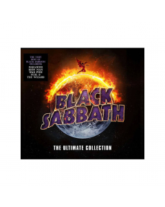 Black Sabbath The Ultimate Collection Digipack 2-CD
