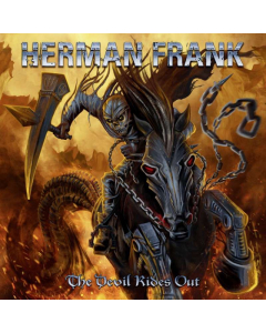 HERMAN FRANK - The Devil Rides Out / CD