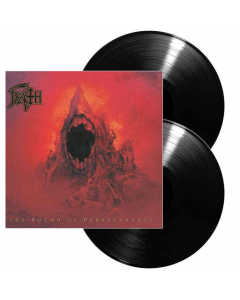 DEATH - The Sound Of Perseverance / BLACK 2-LP Gatefold Re-Issue