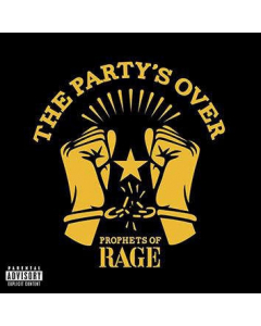 The Party's Over / CD