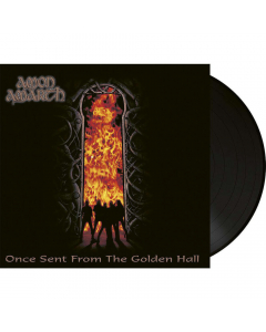AMON AMARTH - Once Sent From The Golden Hall / BLACK LP Re-Issue