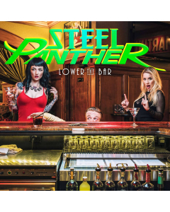 STEEL PANTHER - Lower The Bar / Deluxe Edition