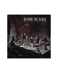 41167 beyond the black lost in forever tour edition slipcase cd symphonic metal