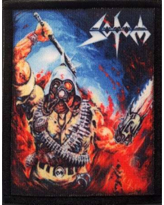 SODOM - Code Red / Patch
