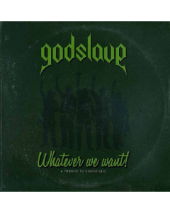 Whatever We Want - A Tribute To Status Quo / CD