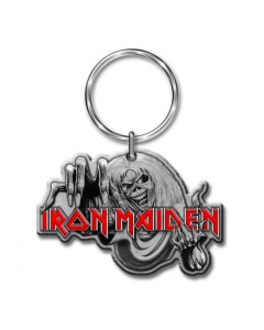 IRON MAIDEN - The Number Of The Beast / Key Ring