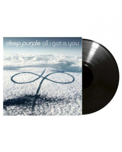 """All I Got Is You / BLACK 10"""" EP"""