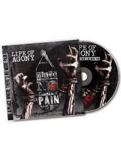 42065 life of agony a place where there's no more pain cd groove