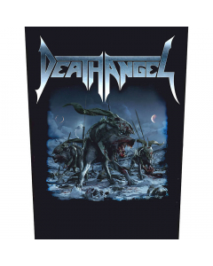 42533 death angel the dream calls for blood backpatch