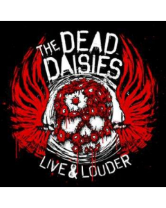 THE DEAD DAISIES - Live And Louder / Digipak CD + DVD