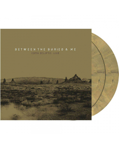 Coma Ecliptic: Live GOLDEN YELLOW MARBLED 2-LP Gatefold